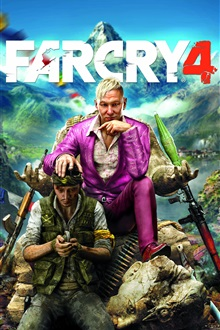 Far Cry 4 iPhone Wallpaper Preview