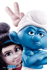 2013 The Smurfs 2 iPhone обои