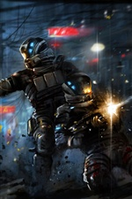 Blacklight: Retribution iPhone обои
