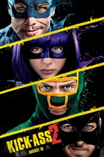 Kick-Ass 2 iPhone обои