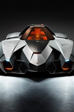 Lamborghini суперкар Egoista 2013 iPhone обои