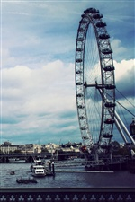 London Eye iPhone обои