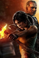 Tomb Raider 2013 iPhone обои