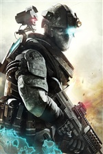 Ghost Recon iPhone обои