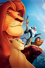 The Lion King iPhone обои