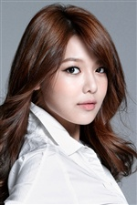 Girls Generation, Sooyoung iPhone Обои