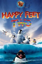 Happy Feet Two iPhone обои