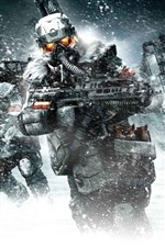Killzone 3 iPhone Обои