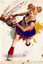 Lollipop Chainsaw девушки iPhone обои