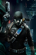 Prey 2 iPhone обои