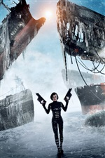 Resident Evil: Retribution iPhone обои