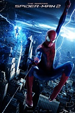 2014 Amazing Spider-Man 2 iPhone обои