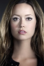 Summer Glau 02 iPhone обои