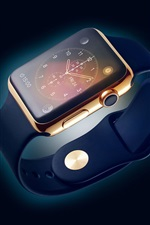 Apple, часы, iWatch iPhone обои